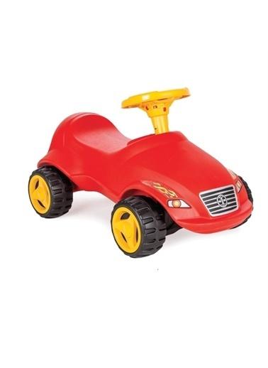 Pilsan Fast Car Ilk Arabam Pedalsız 07820 - Renk Seçenekli Kırmızı